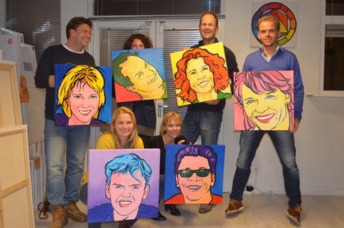 Henk Nyenhuis Beeldend Kunstenaar Gallery Schildercursus